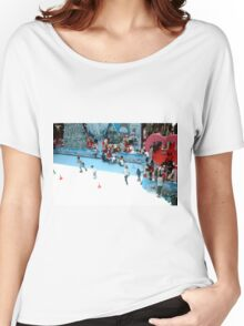 inline skate Women's Relaxed Fit T-Shirt