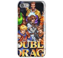 Double Dragon Arcade iPhone Case/Skin