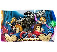 Double Dragon Advance Poster