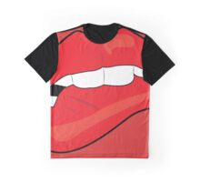 Oh Baby! Red Lips Graphic T-Shirt