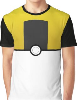Pokemon - Ultraball Graphic T-Shirt