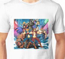 Double Dragon Anime Unisex T-Shirt