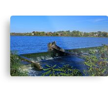 Mary Jane Thurston State Park II Metal Print
