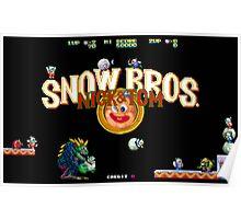 Snow Bross Poster