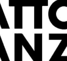 -TARANTINO- Hattori Hanzo Sticker