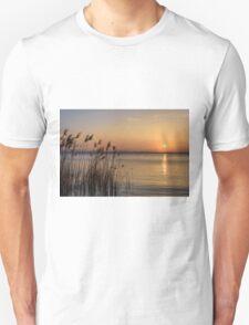 Serenity, Monte del Lago, Lago Trasimeno, Umbria, Italy Unisex T-Shirt