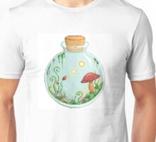 Mushrooms in a Jar Unisex T-Shirt