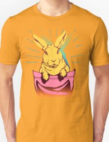 bunny rabbit in your pocket pet shirt Unisex T-Shirt