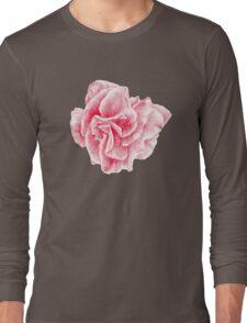 talisman . pink flower for love Long Sleeve T-Shirt