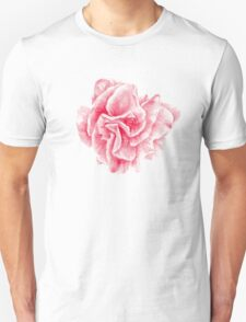 talisman . pink flower for love Unisex T-Shirt