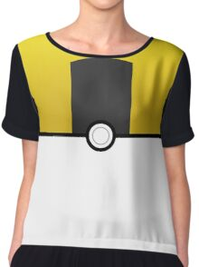 Pokemon - Ultraball Chiffon Top