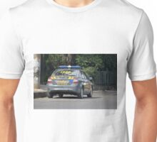 indonesian police car Unisex T-Shirt