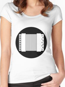 Harmonic Women's Fitted Scoop T-Shirt