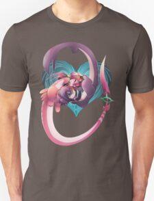 RU and MAKO LOVE Unisex T-Shirt
