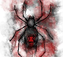 The Silent Spider by flema