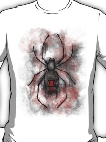 The Silent Spider T-Shirt