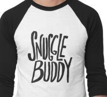 Snuggle Buddy x Pink Men's Baseball ¾ T-Shirt