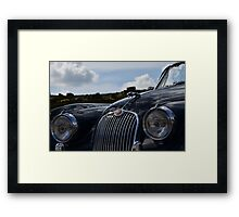Classic British Roadster Framed Print