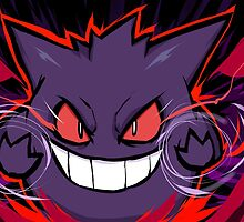 Gengar | Nightmare by ishmam