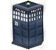 Police Box Poster