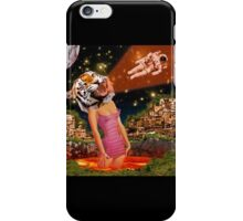 Tiger Babe Always Gets Her Man iPhone Case/Skin