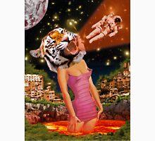 Tiger Babe Always Gets Her Man Unisex T-Shirt