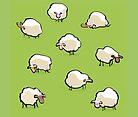 sheep by greendeer
