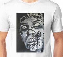 Fight Bite Zombie Painting Unisex T-Shirt