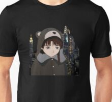 lain night Unisex T-Shirt