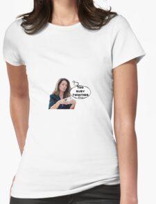 RHONDA FROM UTOPIA - KITTY FLANAGAN Womens Fitted T-Shirt