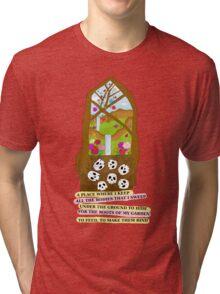 My Garden Tri-blend T-Shirt