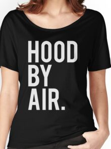 Hood By Air Women's Relaxed Fit T-Shirt