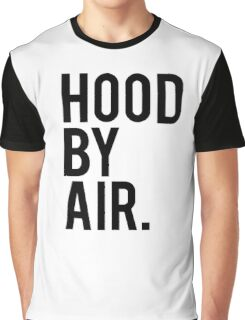 Hood By Air Graphic T-Shirt
