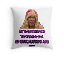 Jimmy Fallon  Ew! Throw Pillow