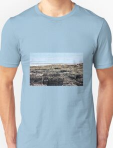 Sea and rocks Unisex T-Shirt