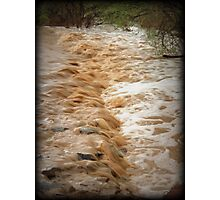 Muddy Waters Photographic Print