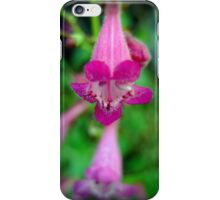 Canyon Penstemon iPhone Case/Skin