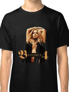 beyonce 4 album cover 2011 - KLUWER Classic T-Shirt