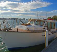 The family boat by ndarby1