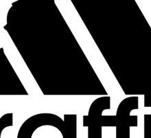 adidas parody graffiti logo  Sticker