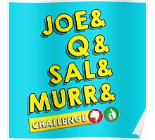 (Impractical Jokers)&Challenge  Poster