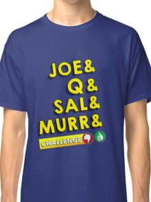 (Impractical Jokers)&Challenge  Classic T-Shirt