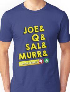 (Impractical Jokers)&Challenge  Unisex T-Shirt