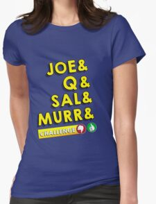 (Impractical Jokers)&Challenge  Womens Fitted T-Shirt