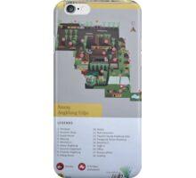 saung angklung udjo area map sign iPhone Case/Skin