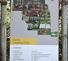 saung angklung udjo area map sign by bayu harsa