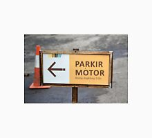 saung angklung udjo parking sign Unisex T-Shirt