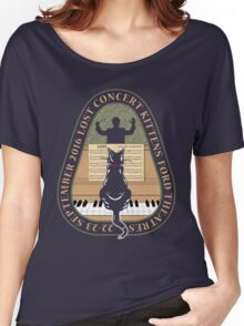 LOST Concert Kittens Women's Relaxed Fit T-Shirt