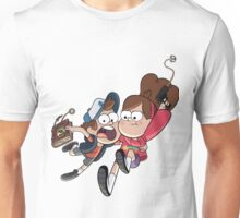 Dipper and Mabel Unisex T-Shirt