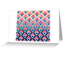 Feathered 1 Greeting Card